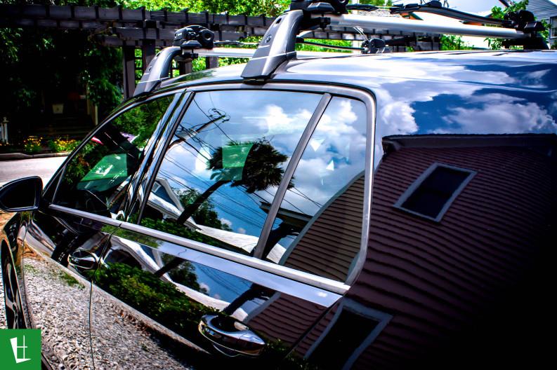 2014 VW GTI Window Tinting in Pensacola (6)
