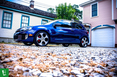 2012 VW Golf GTI Window Tinting
