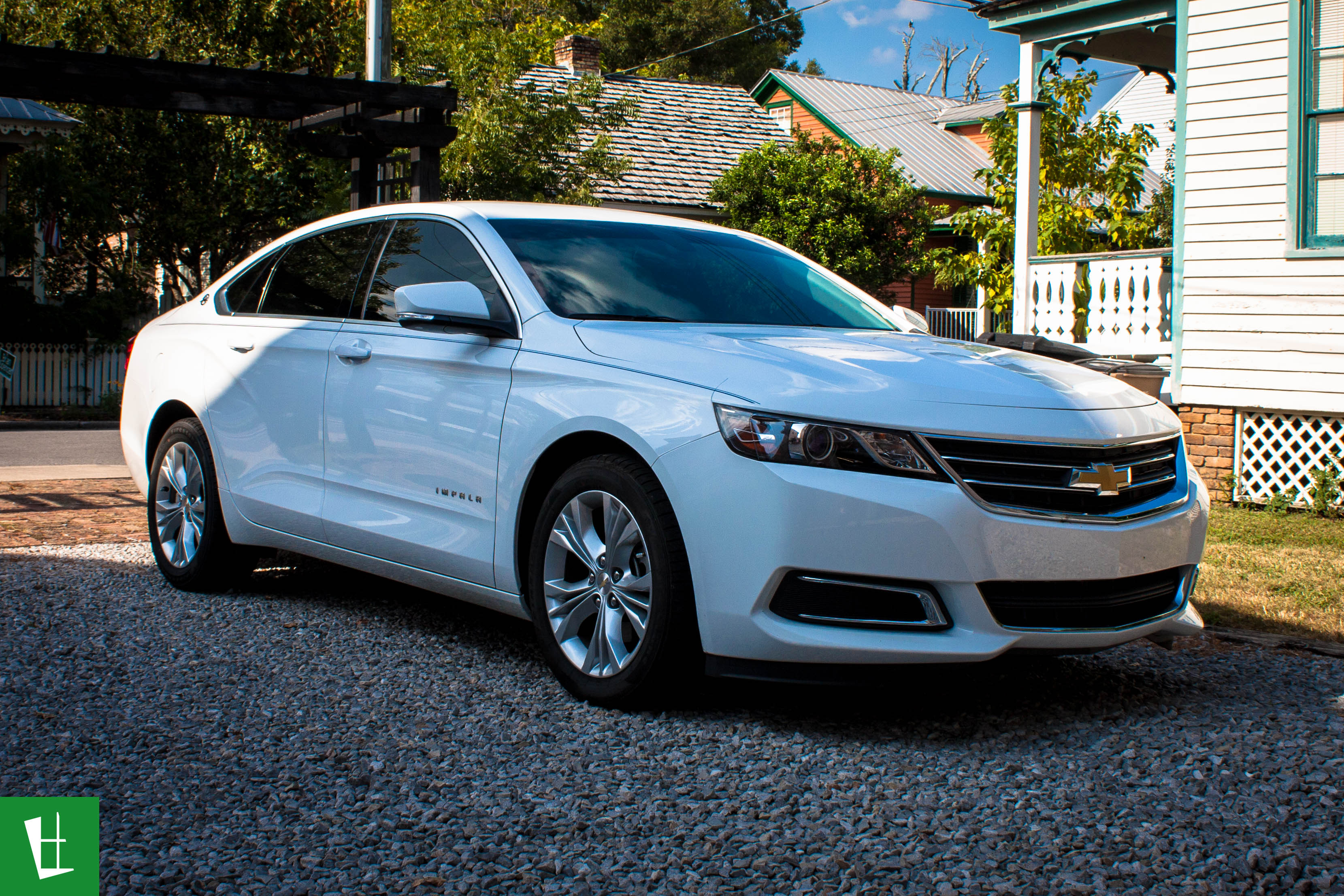 2014 chevrolet impala window tinting. Black Bedroom Furniture Sets. Home Design Ideas