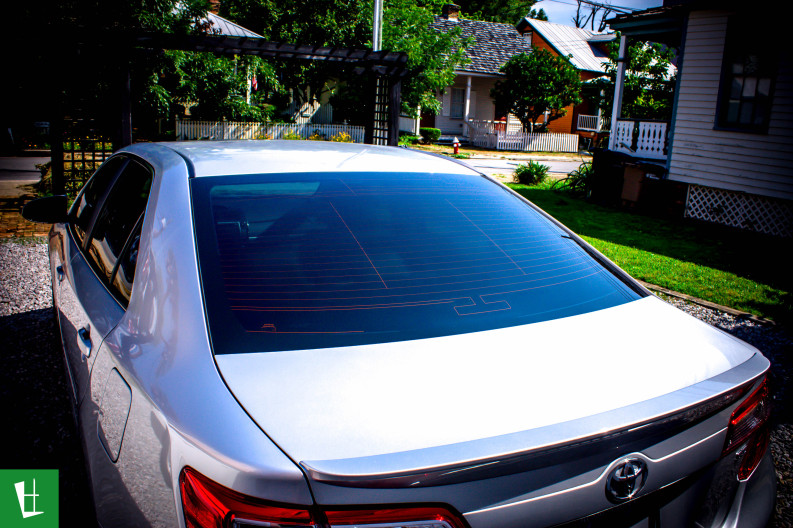 how to fix window in toyota camry