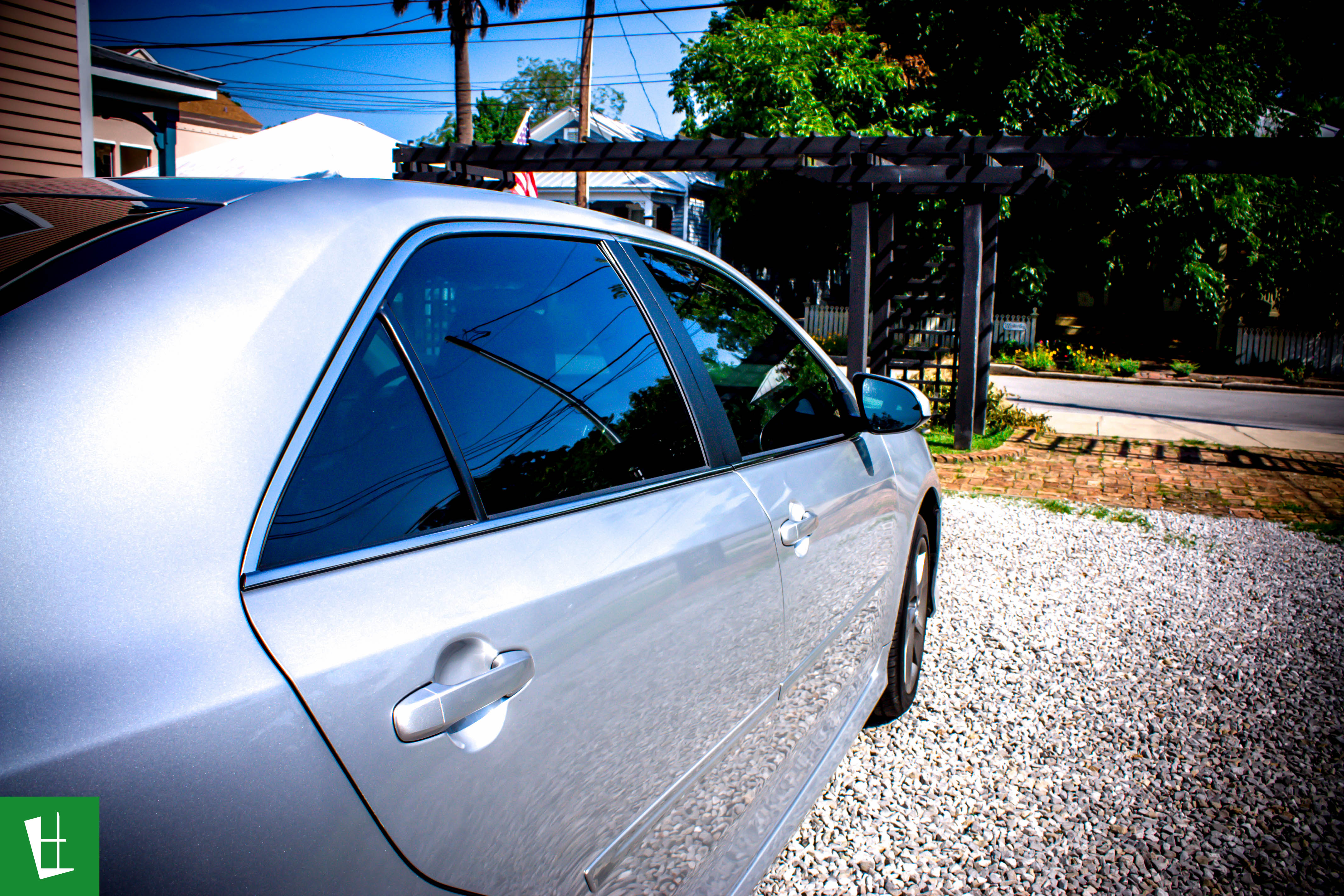 2014 Camry Se For Sale >> 2014 Toyota Camry SE Window Tinting