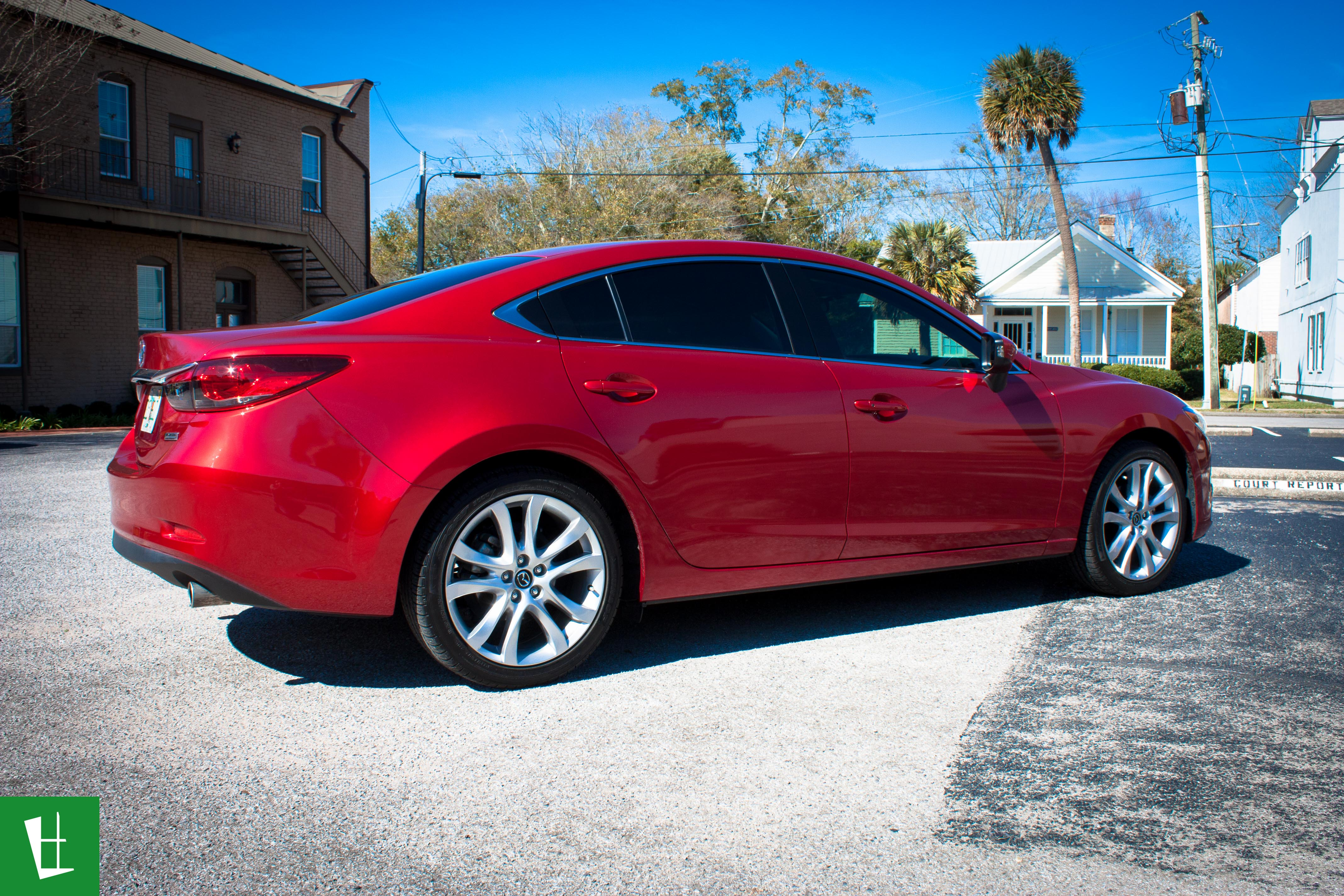 2015 mazda 6 window tinting glass wrap. Black Bedroom Furniture Sets. Home Design Ideas
