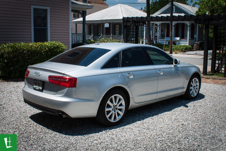 2012 Bmw 328i For Sale >> 2014 Audi A6 Window Tinting