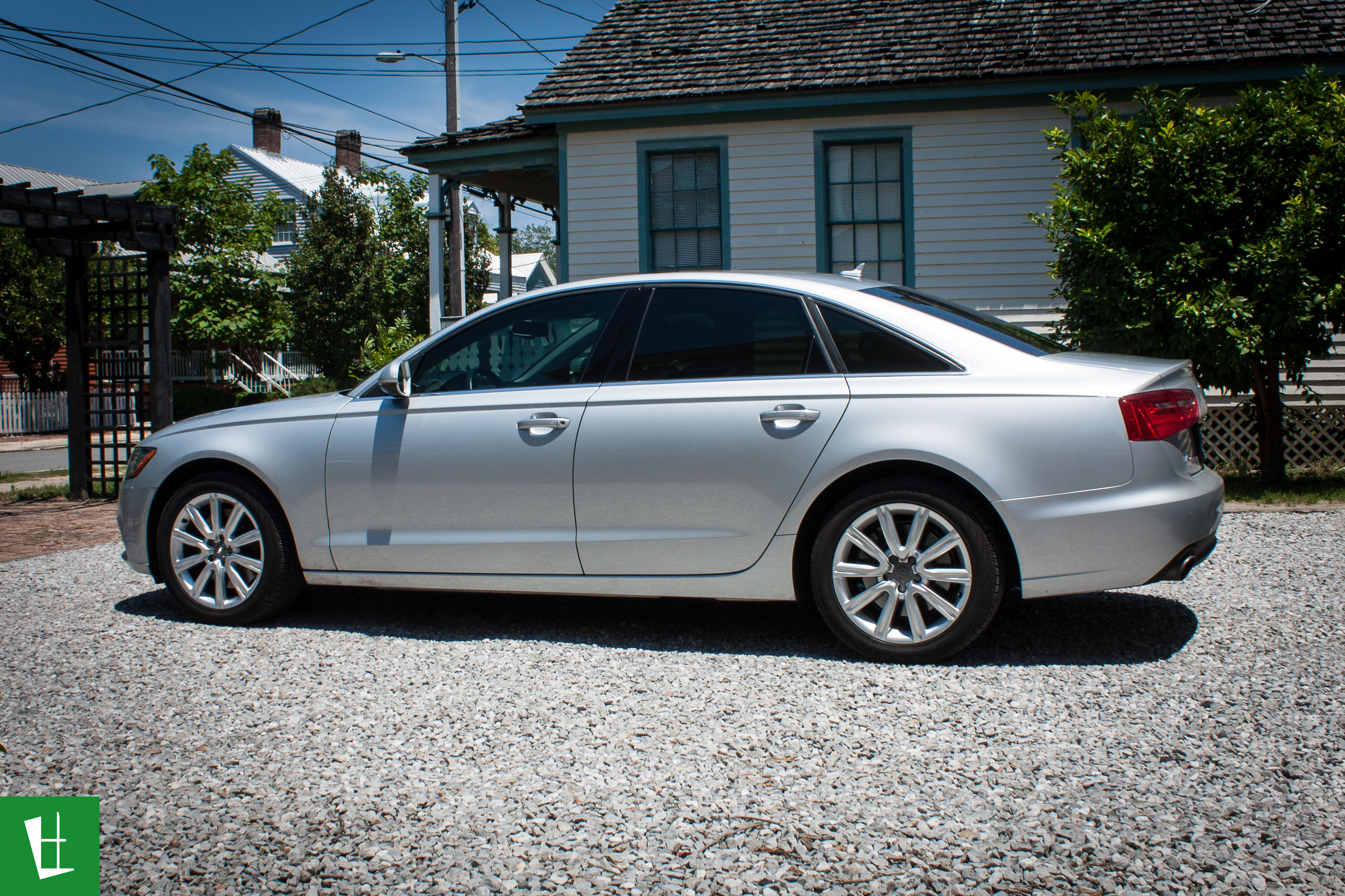 Glass wrap 2014 audi a6 window tinting pensacola fl for Window tinting