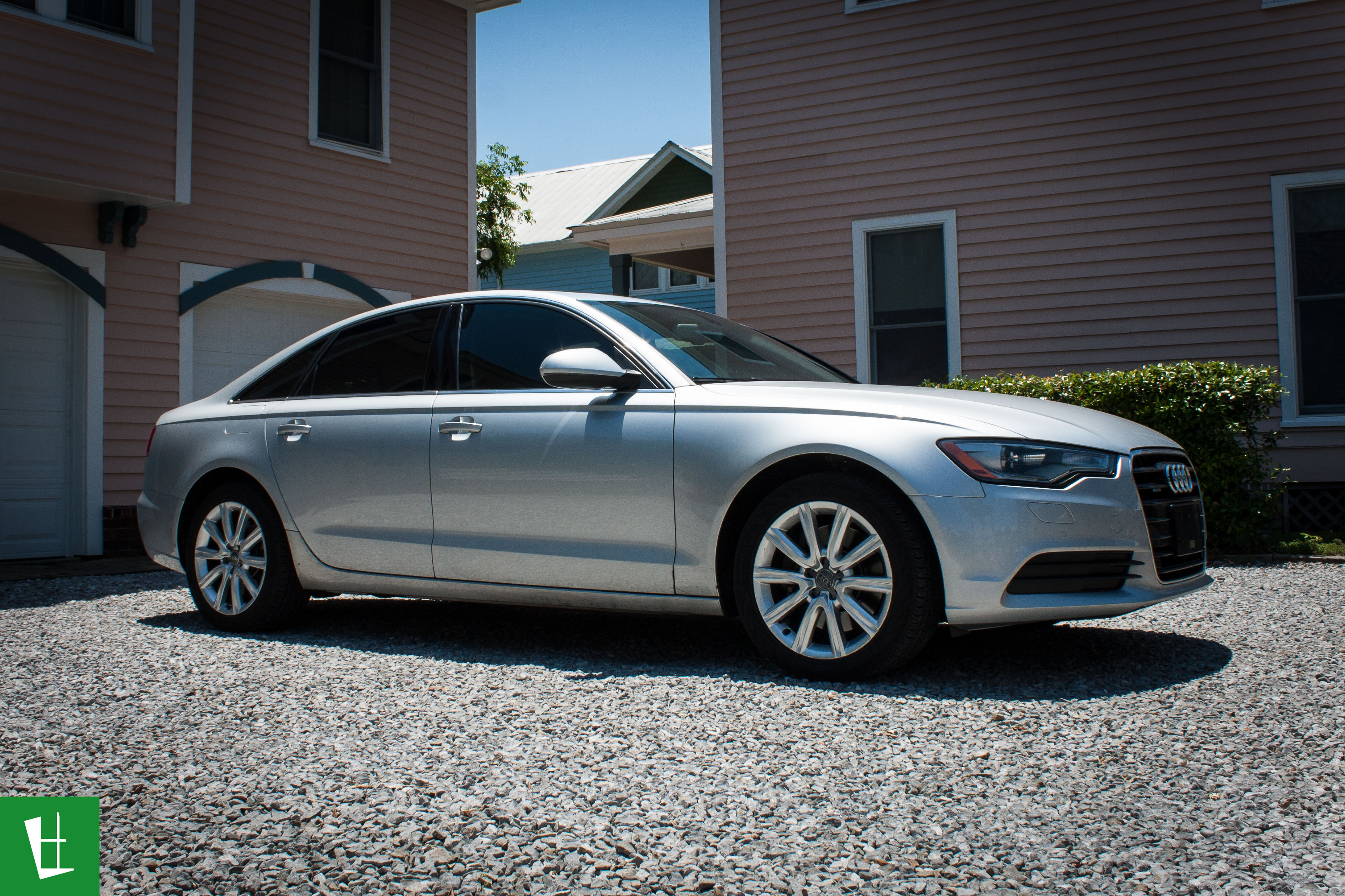 Glass Wrap 2014 Audi A6 Window Tinting Pensacola Fl