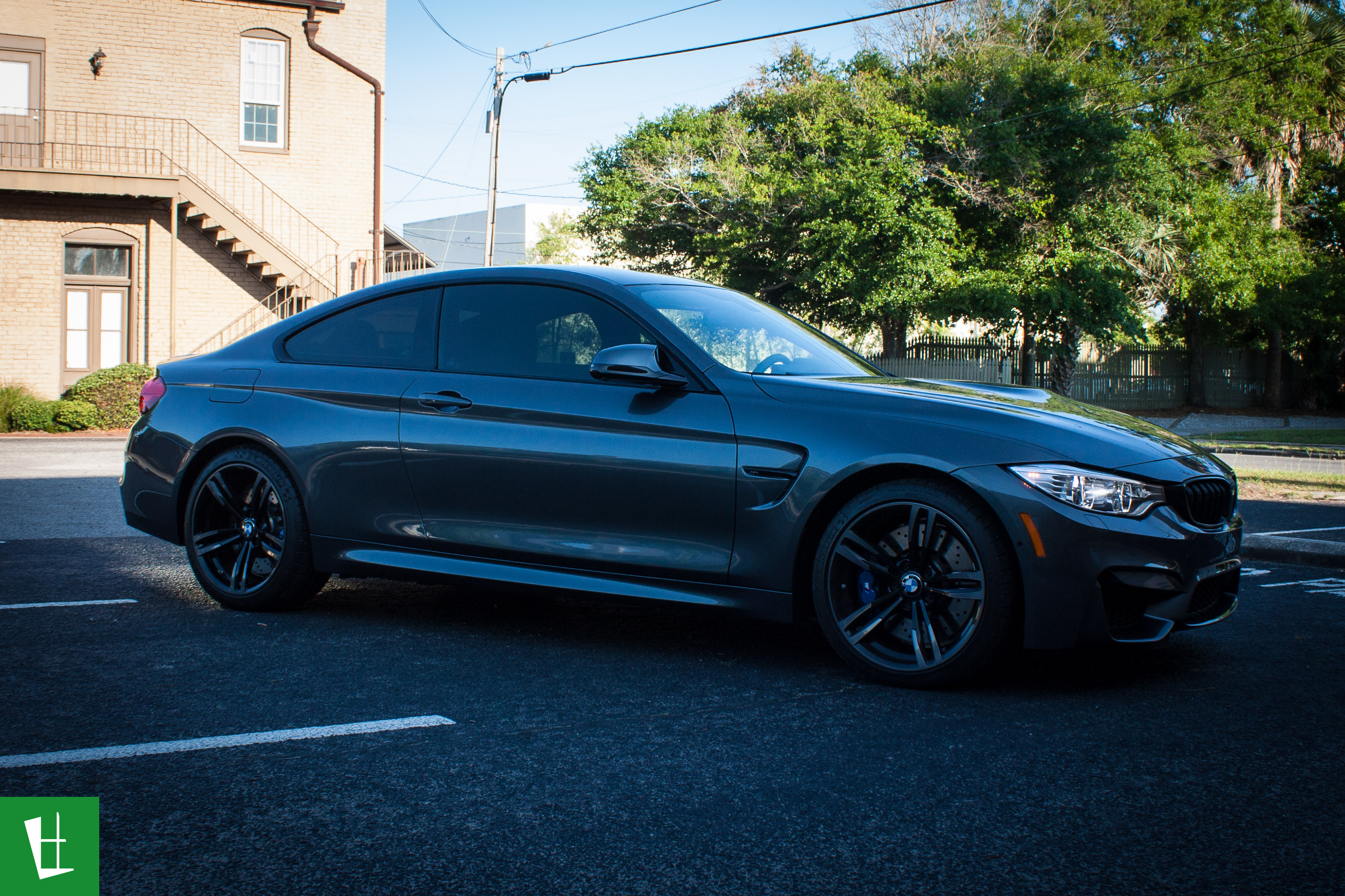 Glass Wrap 2015 Bmw M4 Window Tinting Pensacola Fl